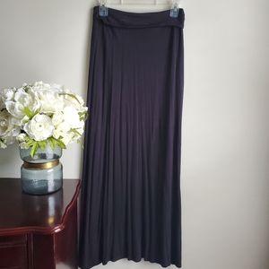 American Rag Fold Over Maxi Skirt